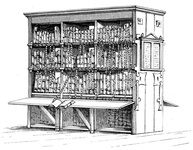 Chaining of Books