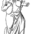 Costume of Slaves or Serfs, from the Sixth to the Twelfth Centuries