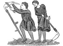 Labouring Colons (Twelfth Century)
