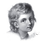 Prince Albert as a child