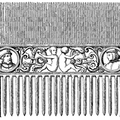 Sculptured Comb