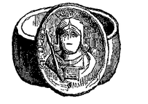 Seal of King Chilperic