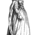 Lady of the Court of Catherine de Medicis