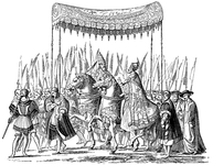 Imperial Procession