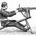 Rifle-calibre Maxim Gun