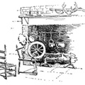 A Puritan Fireplace