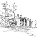 Washington's Home—Mount Vernon