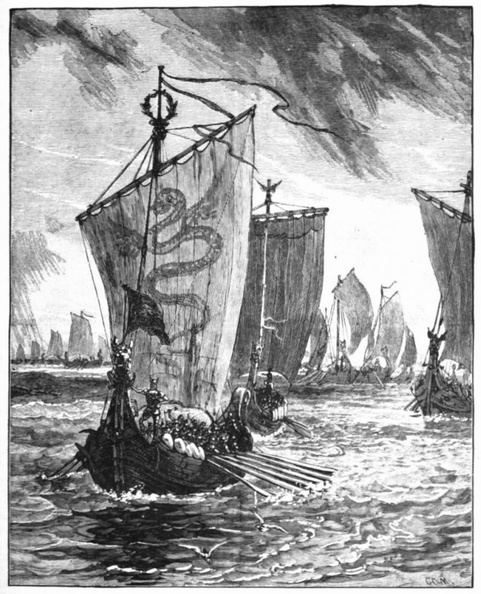 Anlaff entering the Humber.jpg