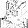Depurator patented by A. F. Jones, 1866
