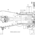 First flight engine, 1903, cross section