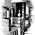 Staircase—Cowley's house
