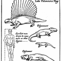 Some Reptiles of the Late Paleozoic Age