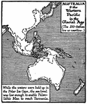 Australia and the Western Pacific in the Glacial Age