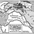 Median and Second Babylonian Empires (in Nebuchadnezzar's Reign)