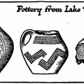 Pottery from Lake Dwellings