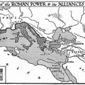 Rome and its Alliances, 150 B.C.
