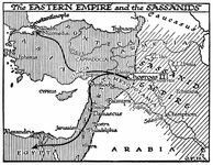 The Eastern Empire and the Sassanids