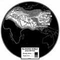 The Known World, about 250 B.C