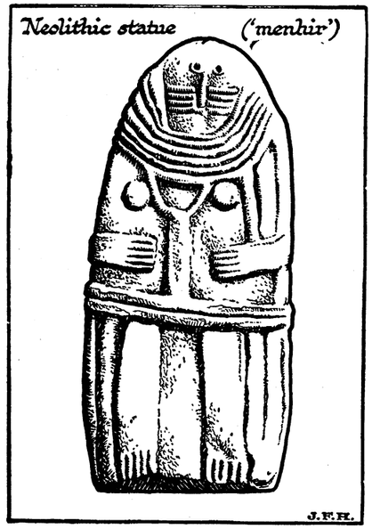 A Menhir of the Neolithic Period.png