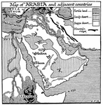 Arabia and Adjacent Countries