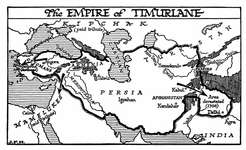 Empire of Timurlane