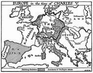 Europe in the Time of Charles V