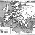 European Trade Routes in the 14th Century