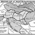 The Break-up of Austria-Hungary