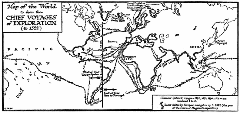 The Chief Voyages of Exploration up to 1522.png