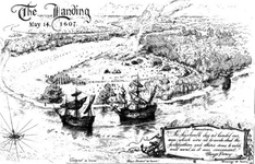 The Landing May 14 1607