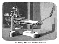 The Printing Press of the Stanhope Construction