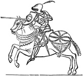 Knight of the Fifteenth Century