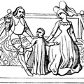 Bringing up a youth in the middle ages