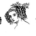 hair dressing which were in vogue in 1832