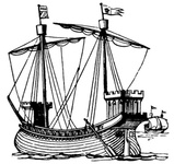 A ship in the time of Henry III