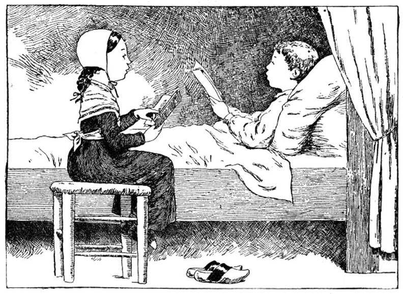 Girl reading to a boy who is in bed.jpg