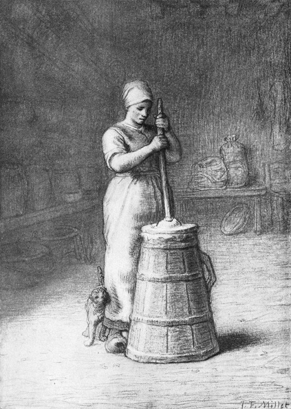 Peasant Woman and Churn.jpg