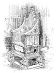 The Coronation Chair, Westminster Abbey