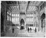 Lobby of the House of Commons