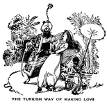 The Turkish way of making love