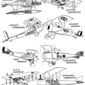 Some types of American and foreign aeroplanes