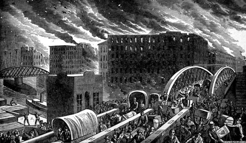 Burning of Chicago, the World's Greatest Conflagration.jpg