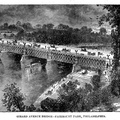 Girard Avenue Bridge, Fairmount Park, Philadelphia