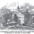 New York Hospital - Scene of the Doctors' Riot