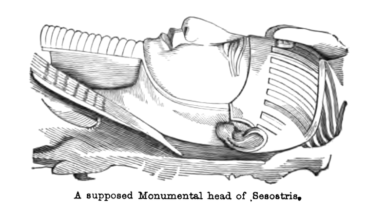 A supposed monumental head of Sesostris.png
