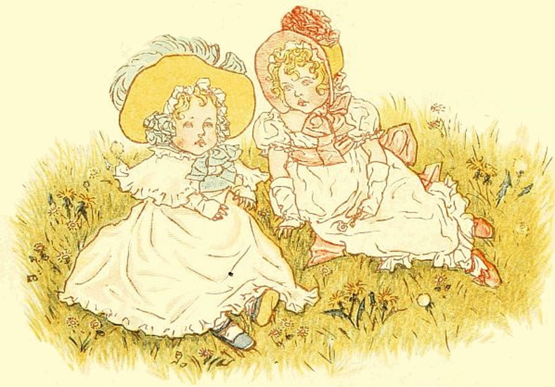 Two little girls sitting on the grass.jpg
