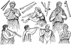 Greek Flutes