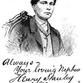 Henry Stanley - Age 22