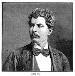 Henry Morton Stanley - Age 31