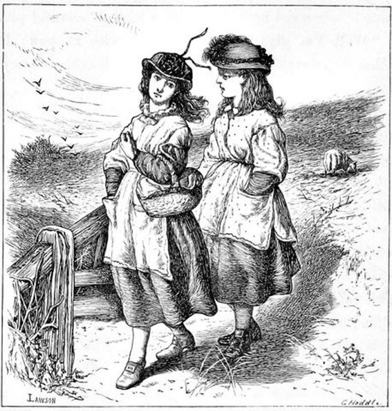 Two girls walking in the country.jpg